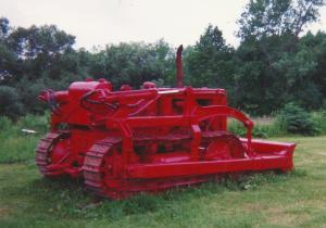 1950 Internatioal TD14A _1