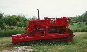 1950 Internatioal TD14A _2