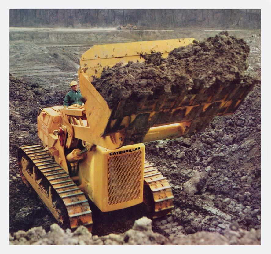 Caterpillar (1950-1970) « Classic Dozers