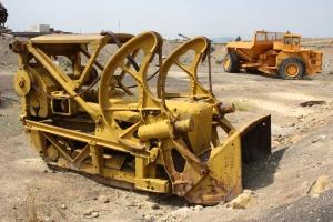 dozer vintage eimco 258