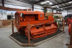 Allis-Chalmers Model 35 tractor, (1933), Heidrick Ag Musuem, Woodland, CA 2014 076