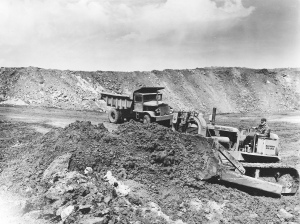 Allis-Chalmers Model HD-19 with GarWood dozer, Pit & Quarry