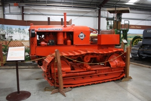 Allis-Chalmers Model K Diesel tractor, (193 ), Heidrick Ag Musuem, Woodland, CA 2014058