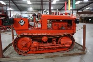 Allis-Chalmers Model M tractor, (1939), Heidrick Ag Musuem, Woodland, CA 2014 060