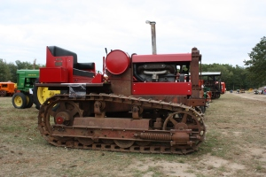 Bates Model 35 Steel Mule tractor (1930)