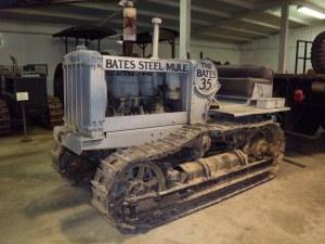Bates Model 35 Steel Mule tractor (1937)