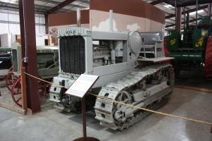 Bates Model 45 Steel Mule tractor (1930), Heidrick ag Museum, Woodland, CA 2014