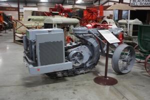 Bean Spray Pump half-track tractor (1925), Heidrick Ag Musuem, Woodland, CA 2014 077