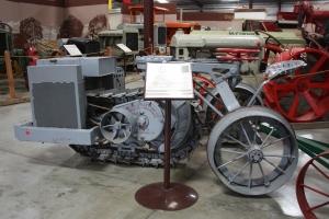 Bean Spray Pump half-track tractor (1925), Heidrick Ag Musuem, Woodland, CA 2014 078