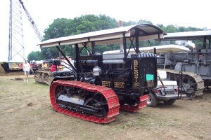 Best Model 30 tractor (1925)