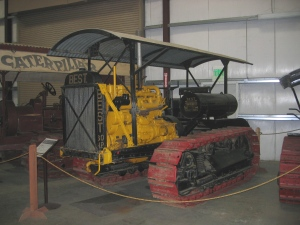 Best Model 60 tractor with Diesel Conversion (1933), Heidrick Ag Museum, Woodland, California