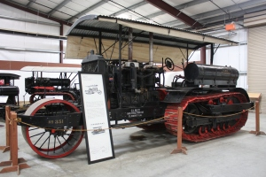 Best Model 75 Type C tractor (1914), Heidrick Ag Musuem, Woodland, CA 2014 029