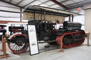 Best Model 75 Type C tractor (1914), Heidrick Ag Musuem, Woodland, CA 2014 029