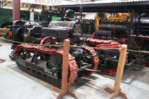 Best Model B 25-HP tractor (1918), Heidrick Ag Musuem, Woodland, CA 2014 032