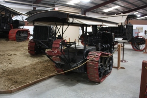 Best Thirty Humpback High-Drive tractor (1913), Heidrick Ag Musuem, Woodland, CA 2014 033