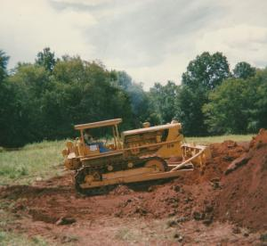 Cat  D-8 2 U  cable dozer _1