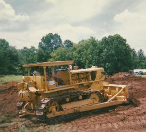 Cat D-8 2U cable dozer _2