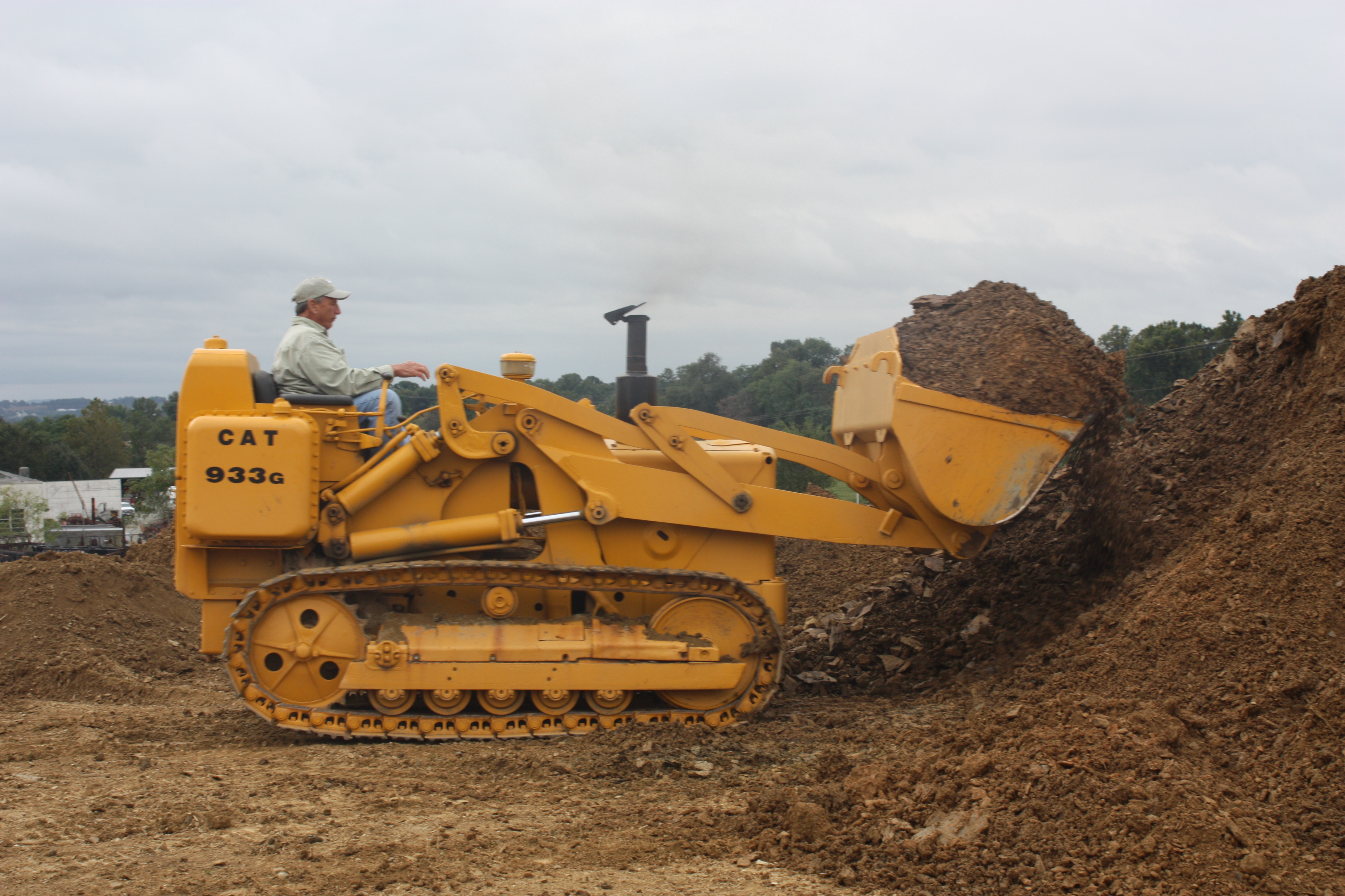 Compact Loaders