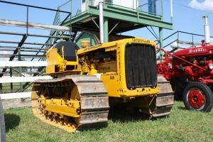 Caterpillar D-2(5U) tractor, Berryville, VA