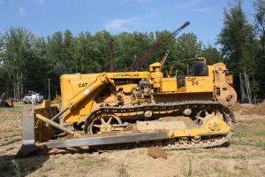 Caterpillar D-6 (9U) dozer, Brownsville, PA