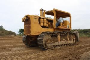 Caterpillar D-9G tractor, Gerhart Show, Lititz, PA Gerhart Show, October 2011 169