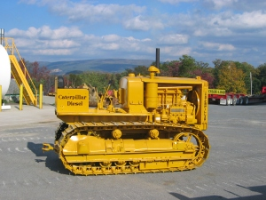 Caterpillar Forty Diesel, Duncansville, PA