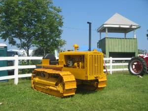 Caterpillar R-3 (5E) (1934) tractor, Berryville, VA