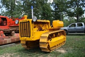 Caterpillar RD-4 tractor (1937)