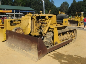 Caterpillar RD-6 dozer, Brownsville,PA