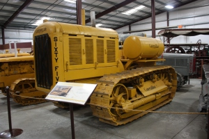 Caterpillar Sixty-Five (2D) tractor (1933), Heidrick Ag Musuem, Woodland, CA 2014047
