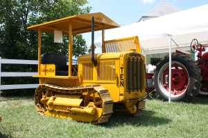 Caterpillar Model Ten tractor
