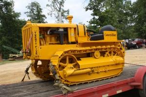 Caterpillar Model Twenty-Five tractor
