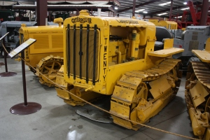 Caterpillar Twenty tractor (1932), Heidrick Ag Musuem, Woodland, CA109
