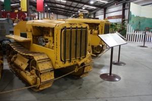 Caterpillar Twenty-Two (1J) tractor (1934), Heidrick Ag Musuem, Woodland, CA108