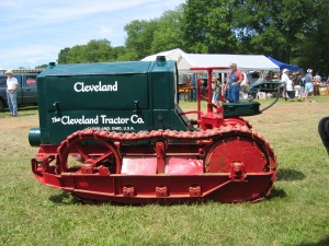 Cletrac Model H (1918) Colchester, CT
