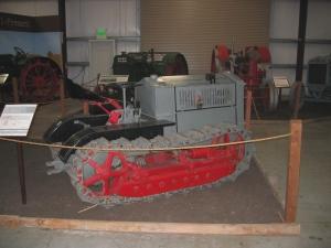 Cletrac Model K (1926) Heidrick Ag Museum, California