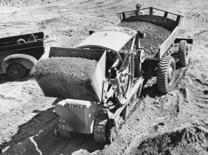 Eimco Model 104 Rocker-Shovel (1951), Pit & Quarry