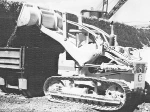 dozer vintage eimco Eimco-model-123b-front-loader-1962-pit-quarry