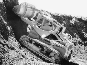 Eimco Model 123B front loader, Pit & Quarry