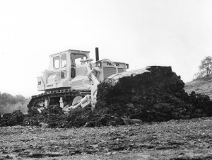 Fiat-Allis Model HD-31 dozer, Pit & Quarry (2)