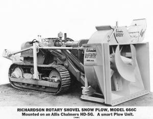 HD-5G Snow Blower
