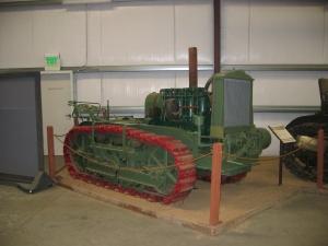 Holt Model 45 Muley (1916) Heidrick Ag Museum California 2005 120