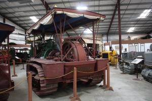 Holt Model 60-HP tractor (1914), Heidrick Ag Musuem, Woodland, CA 2014 045
