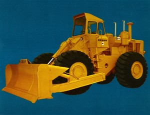 International Harvester Model D-120C dozer-III, HCEA Image