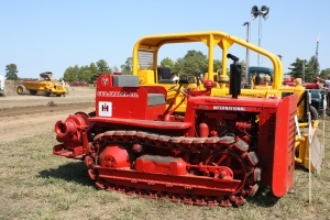 International Harvester TD-6 Industrial tractor
