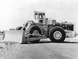 LeTourneau Model D-450-B LeTric-Dozer, Pit & Quarry