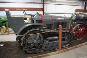 McCormick-Deering Model 10-20 tractor (1929), Heidrick Ag Museum, Woodland, CA 053