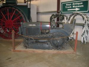McCormick-Deering Model 10-20 tractor, Heidrick Ag Museum, Woodland, California
