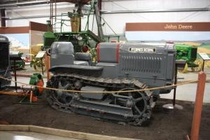 McCormick-Deering Model T-20 tractor (1933), Heidrick Ag Museum, Woodland, CA 054