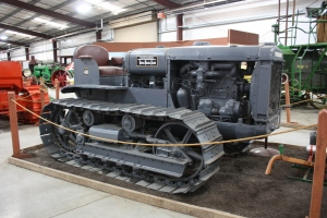 McCormick-Deering Model TD-40 TracTractor (1933), Heidrick Ag Museum, Woodland, CA 055